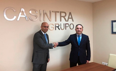 Acuerdo Casintra y Lextransport para la realización de cursos