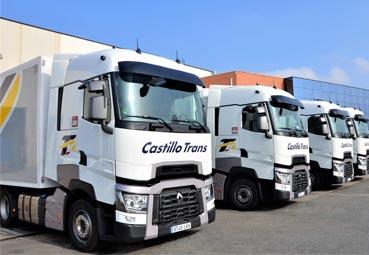 Castillo Trans renueva su flota con 200 vehículos de Renault Trucks