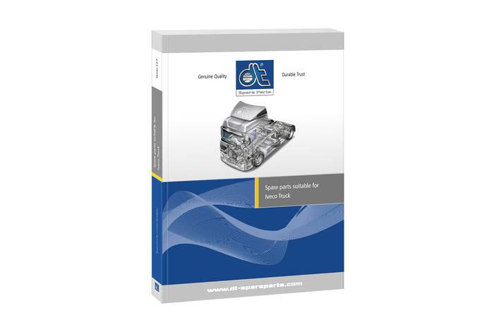Nuevo catálogo de recambios para camiones Iveco