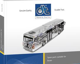Nuevo catálogo de recambios para autobuses
