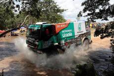 Iveco en el Dakar 2017