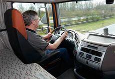 Los conductores aseguran trabajar bajo mucha presión y sin descanso.