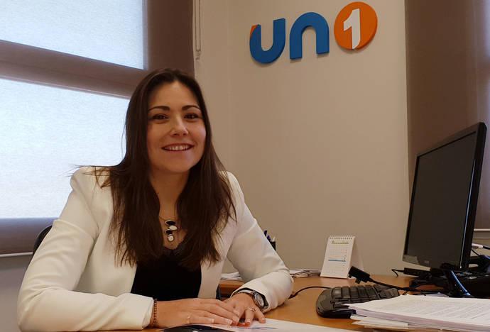 Cecilia García Iriepa es nueva directora gerente de la patronal UNO