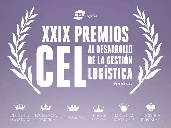 Convocada la edición 29 de los Premios CEL a la excelencia logística