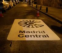 El Ayuntamiento de Madrid impide el acceso a 8000 furgonetas
