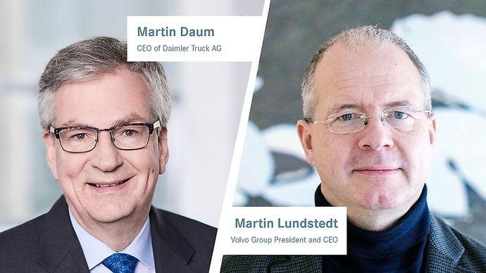 Daimler Truck AG, a NEXOTRANS: 'Estamos 100% comprometidos con el medio ambiente y el Acuerdo de París'