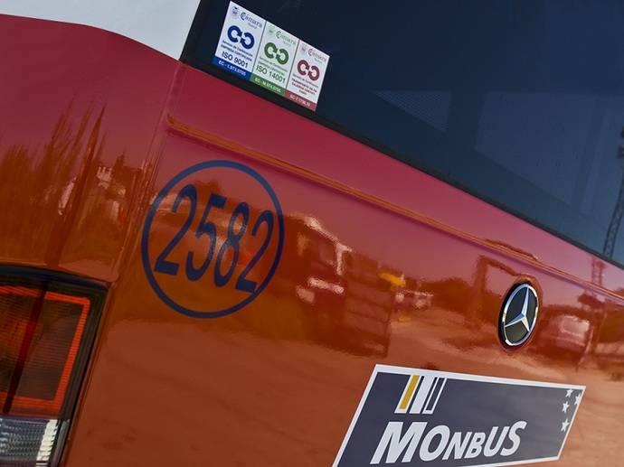La empresa Monbus renueva sus certificaciones ISO