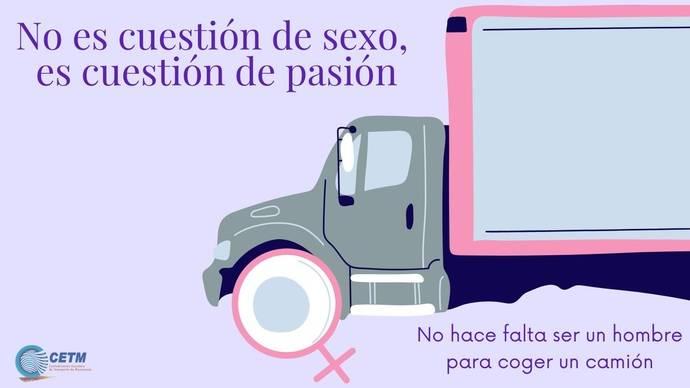 La CETM firma la declaración Women in Transport