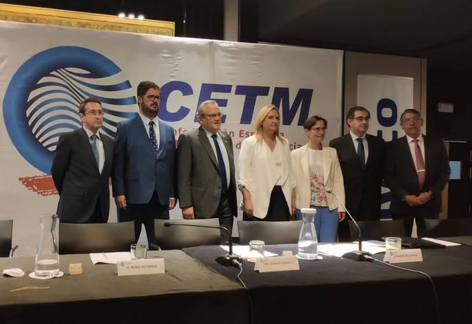 La Confederación Española de Transporte de Mercancías celebra su Asamblea
