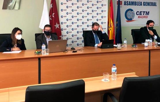 CETM-Madrid aboga por 'aguantar' en la negociación con los cargadores