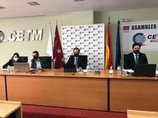 La Asamblea General de CETM-Madrid.