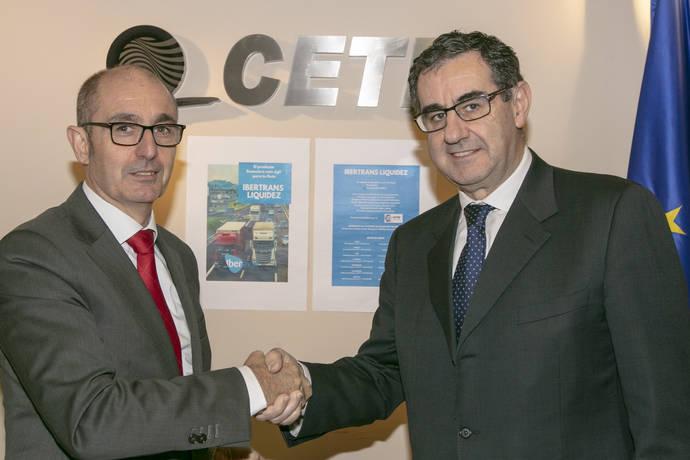 Iberaval y la CETM unen fuerzas para dar financiación al Sector