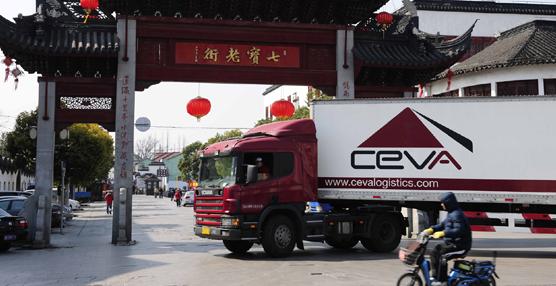 Ceva inicia un servicio entre Europa y China