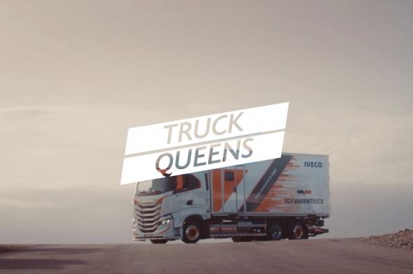 El proyecto 'Iveco Trucks Queen', galardonado con tres NC Digital Awards
