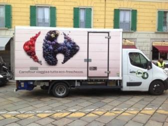 CityLogin comienza a operar para Carrefour en Milán