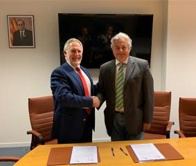 Cimalsa y la APP colaborarán por el sector logístico