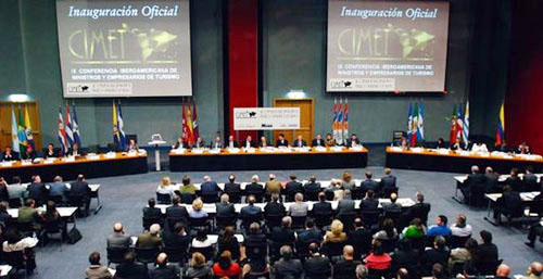 CIMET vuelve a reunir a ministros y empresarios de turismo
