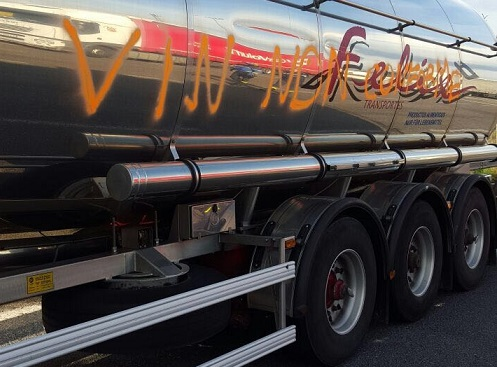 CETM informa del nuevo ataque a camiones españoles en Francia