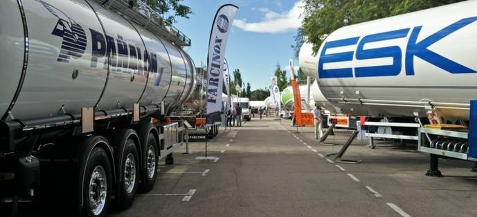 Congreso Nacional de Empresarios de Transporte en Cisternas