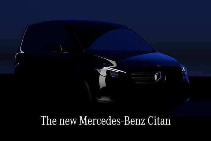 Ayuda práctica: Comodidad en el día a día con la nueva Mercedes-Benz Citan