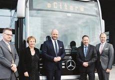 Mercedes-Benz entrega 50 urbanos Citaro G a Wroclaw