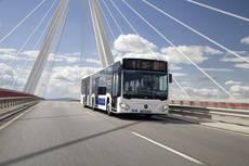 Mercedes entregará 950 autobuses Citaro a Berlín