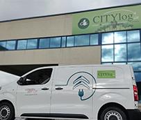 Citylogin comienza las pruebas de la Citroën ë-Jumpy 100% eléctrica