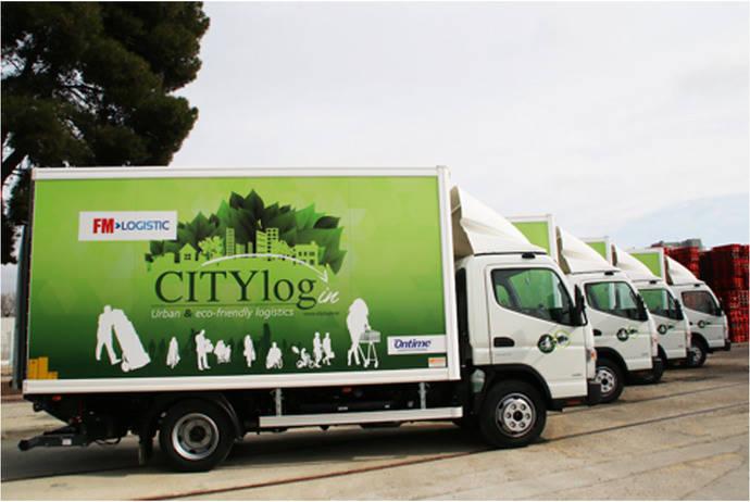 FM Logistic pone en marcha CityLogin en Madrid