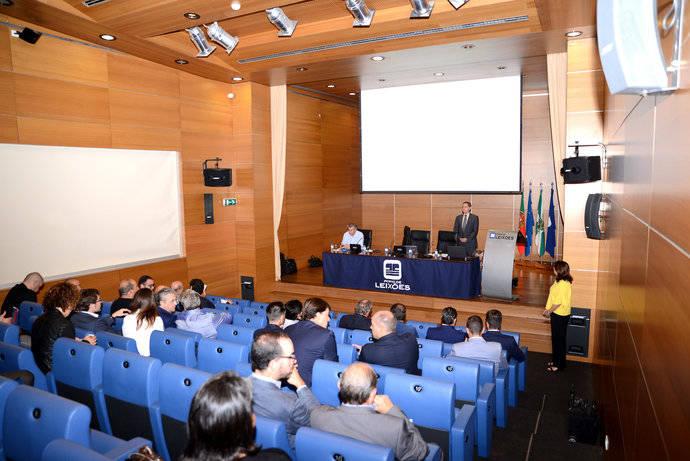 Imagen de la asamblea general de Gasnam en Oporto.