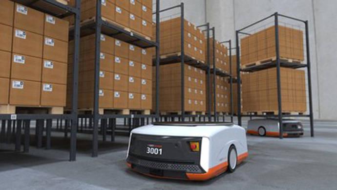 GreyOrange muestra Butler XL, para automatizar cadena suministro