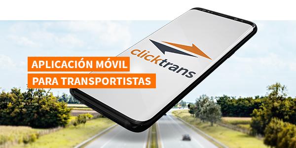 Clicktrans pone en marcha su propia aplicación
