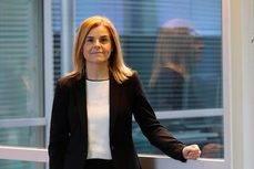 Luz Pérez, presidenta del Clúster de Movilidad y Logística.