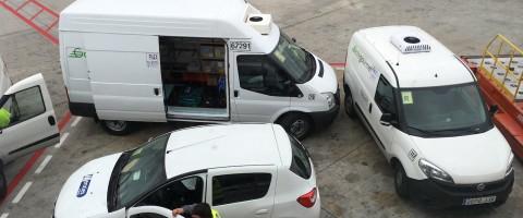 La CNMC informa las regulaciones de las inspecciones técnicas de vehículos comerciales