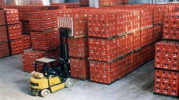 Coca Cola presenta un robot que puede revolucionar la logística