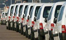 La fabricación de vehículos crece un 10,7% hasta mayo en España