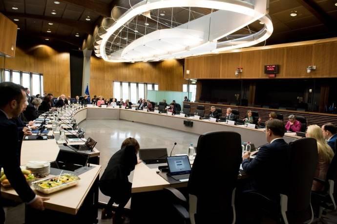 Compromiso de la Comisión Europea de alcanzar neutralidad climática para 2050