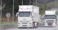 El comité galego de transporte pide prohibir carga y descarga y acceder a la restauración para profesionales