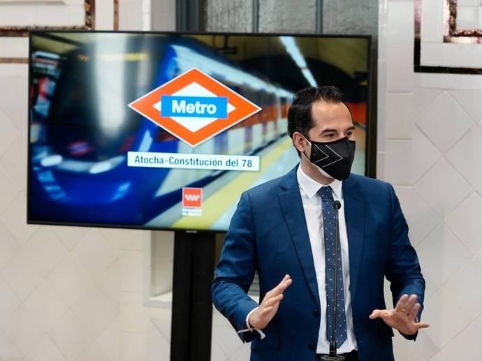 La estación Metro Atocha Renfe pasará a ser Atocha Constitución del 78