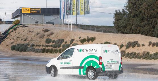 Northgate aporta ideas para conducir con lluvia