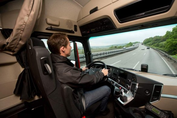 Curso de capacitación profesional T.M por carretera