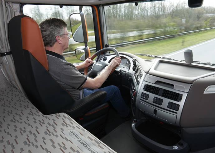 CCOO rechaza la propuesta patronal de tiempos de conducción y descanso