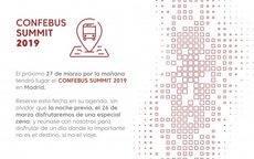 Confebus organiza el primer foro profesional del Sector