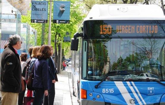Confebus destaca que el uso del autobús mejora el tráfico y el medio ambiente