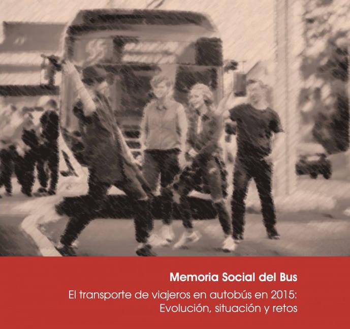Confebus lanza la primera edición de la 'Memoria social del bus'