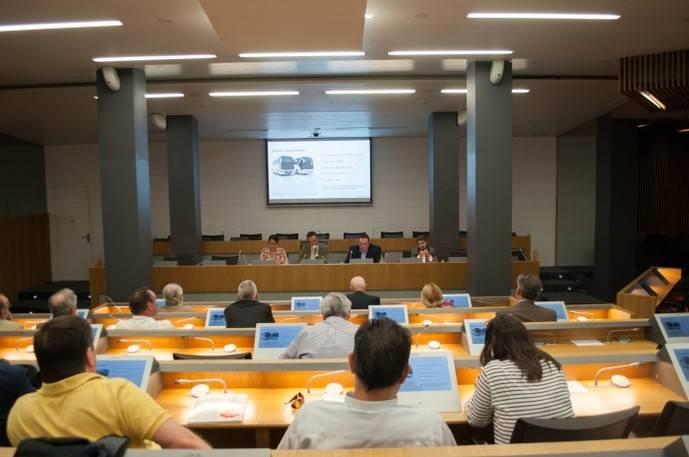 Última reunión de la Junta Directiva de Confebus previa a las vacaciones