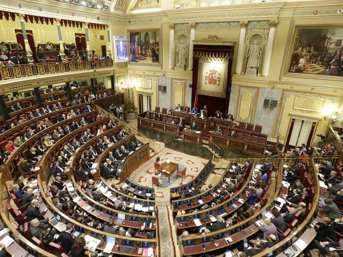 Upta realizará una comparecencia en el Congreso de los Diputados