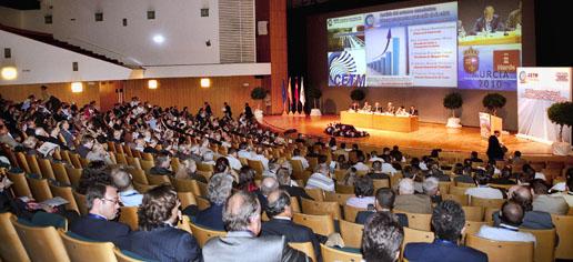 Imagen de un Congreso anterior de la CETM.