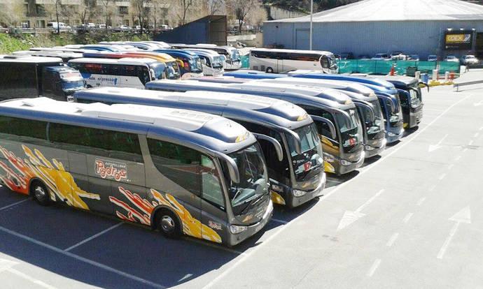 Buen año de matriculaciones de autobuses y autocares, que aumentaron un 38,7%