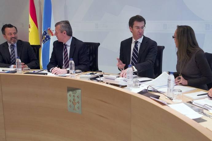 La Xunta aprueba la contratación de las nuevas concesiones para el transporte público