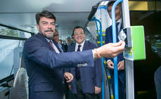 Nuevo sistema de pago 'contactless' en el transporte de Alicante